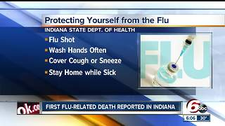 Child becomes Indiana's first flu death of 2016-17 season