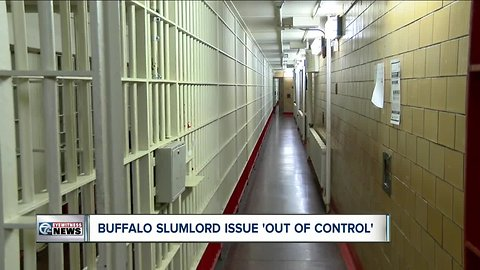 Buffalo's slumlord problem 'out of control', but city leaders aren't worried (Morning show)