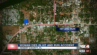 Woman Dies in Hit-and-Run Accident