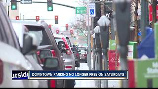 Boise approves downtown parking changes