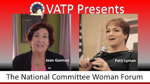 2020 National Committee Woman Forum Part 1