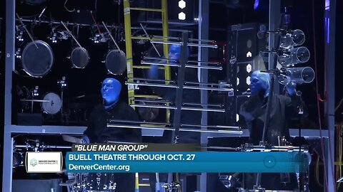 DCPA- Blue Man Group Now Until October 27th