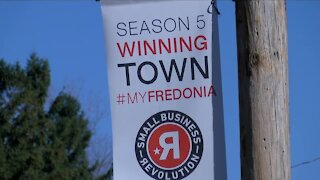 Fredonia hits screens today on Small Business Revolution