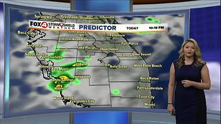 Typical August Weather - Video