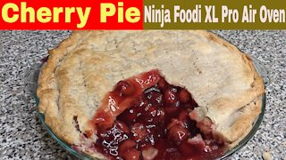 Cherry Pie, Ninja Foodi XL Pro Air Fry Oven Recipe