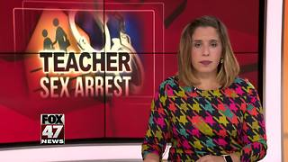 UPDATE: Former teacher charged with four counts of criminal sexual conduct - Video