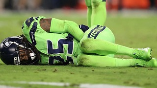 Richard Sherman Suffers PAINFUL Season Ending Achilles Injury - Video