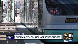 Phoenix City Council approves budget - Video