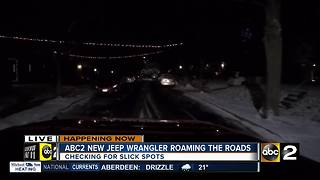 FORECAST: Icy/Slick Conditions Possible Tonight - Video
