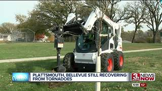 Trees planted in Plattsmouth to help recover from June storms - Video