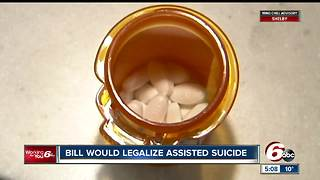 Bill to legalize physician-assisted suicide introduced in Indiana legislature - Video