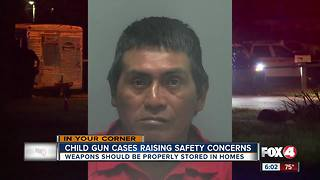 Experts caution parents after accidental shootings - Video