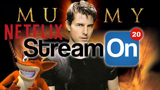 TOM CRUISE and the Mummy Remake, NETFLIX , CRASH Bandicoot and MORE on Stream On! - Video