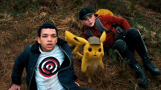 Live action Pokemon before 'Detective Pikachu'?