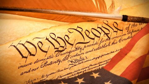 YOU NEED TO UNDERSTAND-THERE ARE TWO CONSTITUTIONS