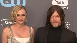 Norman Reedus Posts Mother's Day Message To Diane Kruger