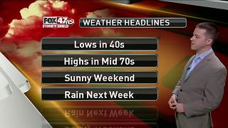 Dustin's Forecast 8-24 - Video