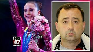 Gymnast Maggie Nichols reported Nassar first - Video