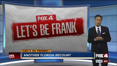 Let's Be Frank: Florida in the election bullseye once again