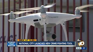 National City Police launch new crime-fighting tool