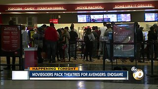 Moviegoers pack theatres for Avengers: Endgame