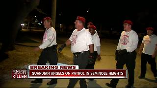 Guardian Angels provide sense of security in Seminole Heights - Video