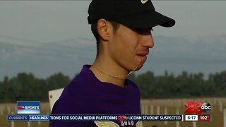 Ridgeview runner Alex Cuevas turns tragedy into triumph