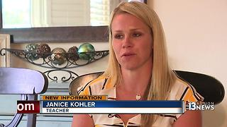 Teachers sound off in anger over proposed wage freeze - Video