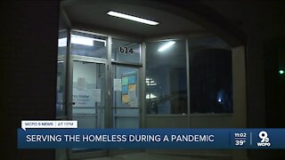 Serving the homeless during a pandemic