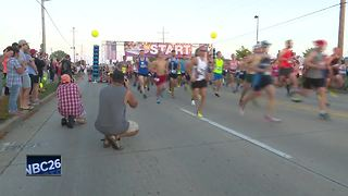Fox Cities marathoner competes in 100th race - Video