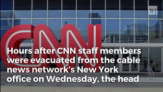 Fox News Stands with CNN in Solidarity After Bomb Scare