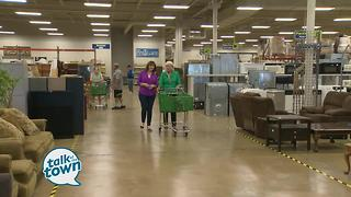 Ms. Cheap Shops Habitat ReStore Pt. 1 Home Furnishings & Decor - Video