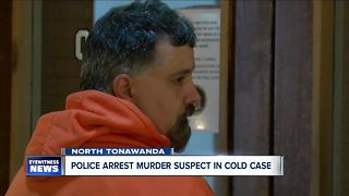 Cold case murder arrest in North Tonawanda - Video