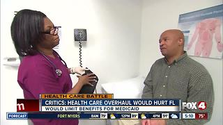 Critics warn health care bill could be disastrous for FL - Video