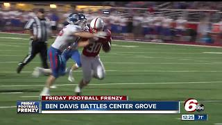Friday Football Frenzy: Ben Davis v Center Grove - Video