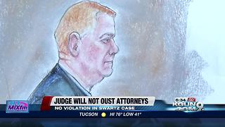 Judges refuses to oust prosecutors from border shooting case - Video