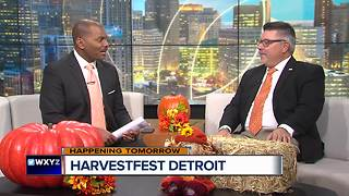 HarvestFest Detroit - Video