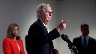 McConnell Says Congress Should Redirect Unspent Stimulus Money