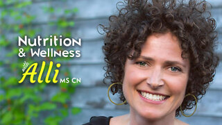 (S3E5) Nutrition & Wellness with Alli, MS, CN - Aquafaba and Chickpeas