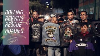 Heaven's Angels: Mexico's charitable biker gang