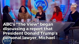 The View Says You Can't Support Trump And Be A Christian - Video