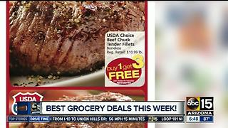 Our favorite grocery store deals this week - Video