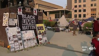 Fourth day of protests at KCMO City Hall