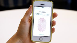 Judge Says Police Can't Force Phone Unlocks Using Biometric Features