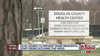 DCHC Works to Prevent More Cases Among Staff and Residents