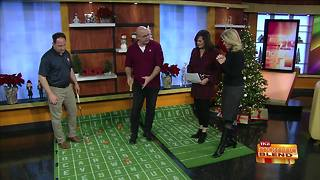 The World Debut of Golf Words - Video
