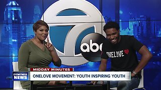 Midday Minutes: OneLove movement inspiring youth