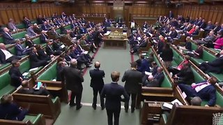 MPs Vote To Reject No-Deal Brexit