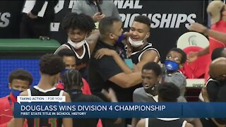 Detroit Douglass wins first boys basketball state title