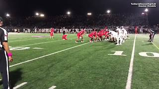 Homecoming Queen kicks game-winning field goal | Rare News - Video